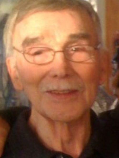 Salvatore P. Giardina, church volunteer and World War II veteran