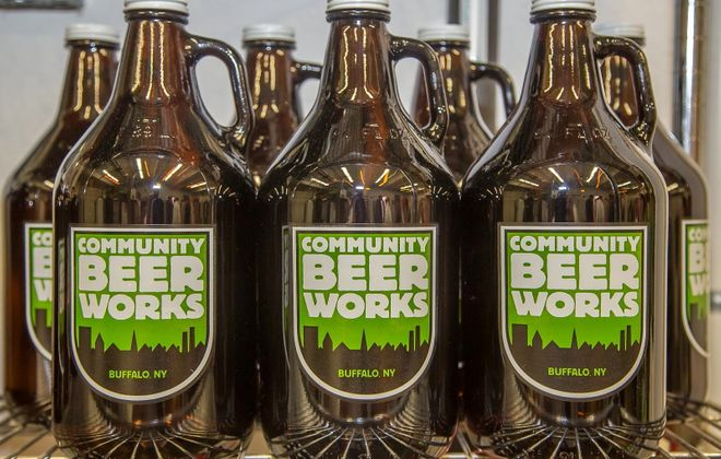 Community Beer Works' beer will now be available throughout the state. (Don Nieman/Special to The News)