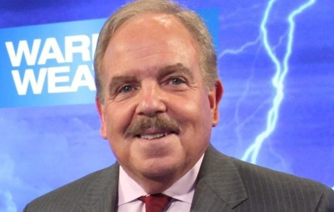 Don Paul: He plays it cool on final newscast. (Sharon Cantillon/News file photo)