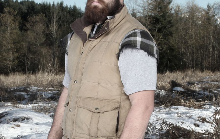 "AMERICAN GRIT:  Mark Bouquin – ""The Lumberjack"".   (FOX  photo)"