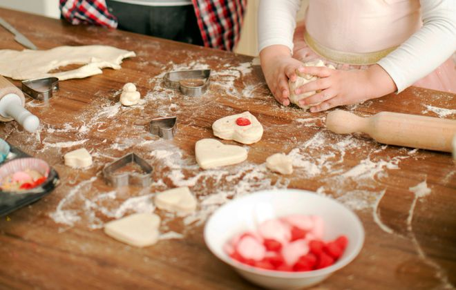 10 ideas for a family-fun Valentine's Day