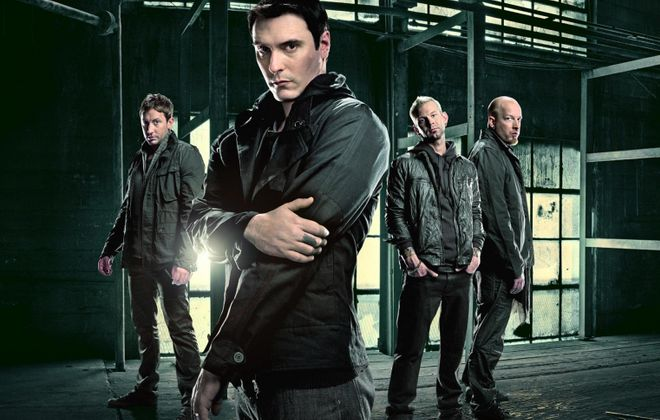 Breaking Benjamin returns to Darien Lake for a co-headlining tour with Five Finger Death Punch.