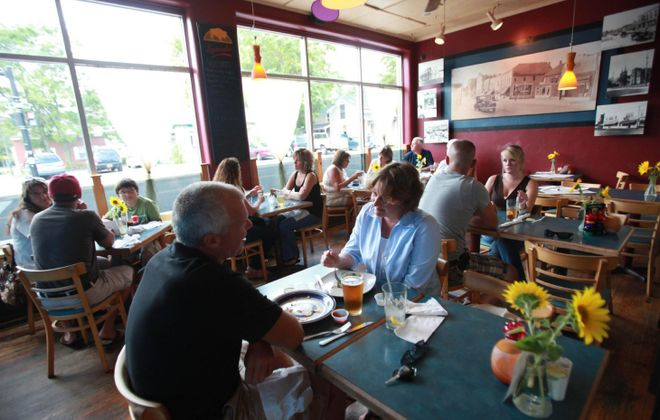 Buffalo Street Grill is heading upscale, to become Carte Blanche. (Sharon Cantillon/Buffalo News)