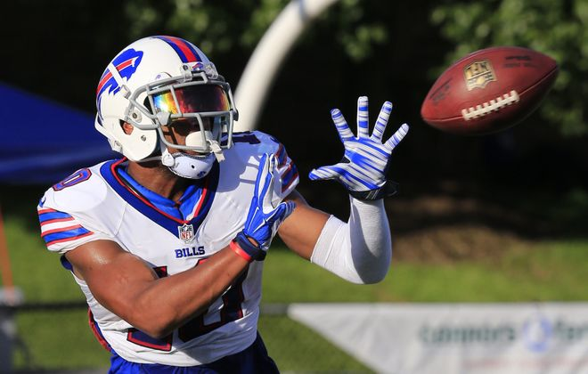Robert Woods has the receiver spotlight to himself ... at least, for now.