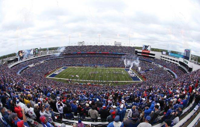 There would be one more regular season home game at Ralph Wilson Stadium should the schedule increase to 18 games.