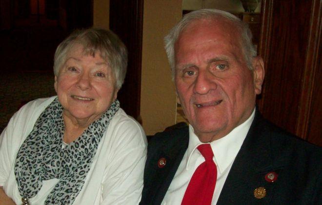 Ruth and David Quagliana