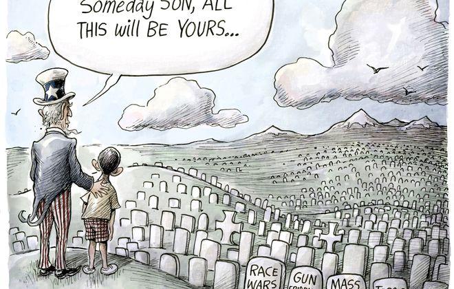 Gun epidemic