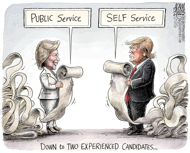 Experienced candidates