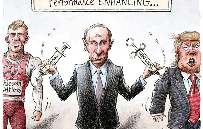 Putin and Wikileaks