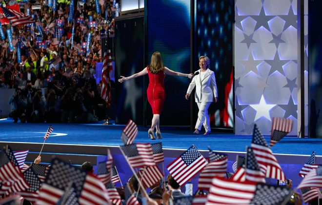 Watch live: Democratic National Convention in Philadelphia