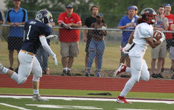 Big plays highlight 41st edition of all-star football game