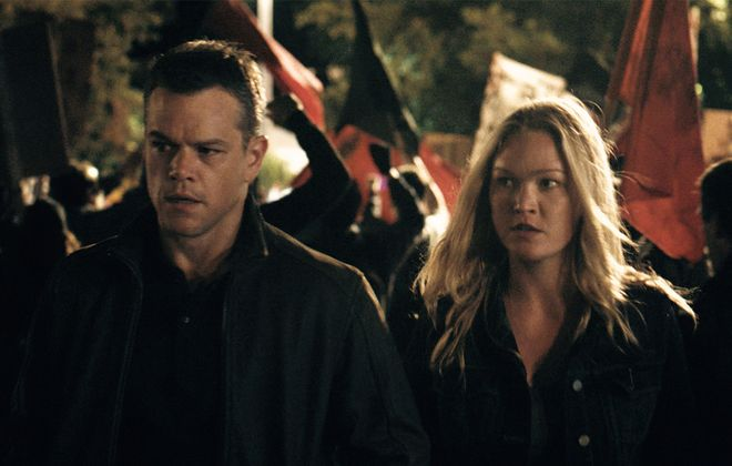 'Jason Bourne': A tougher, rougher film