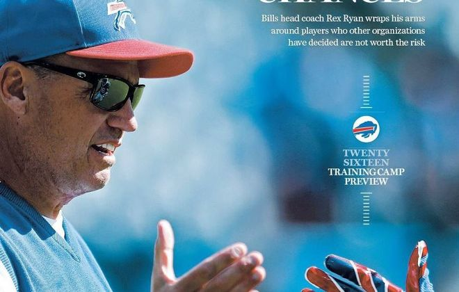 Our 2016 Buffalo Bills training camp preview