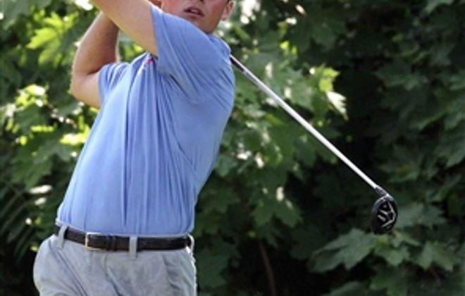 Gavin Hall ranks high on Rochester's list of PGA Tour hopefuls. (James P. McCoy/Buffalo News).