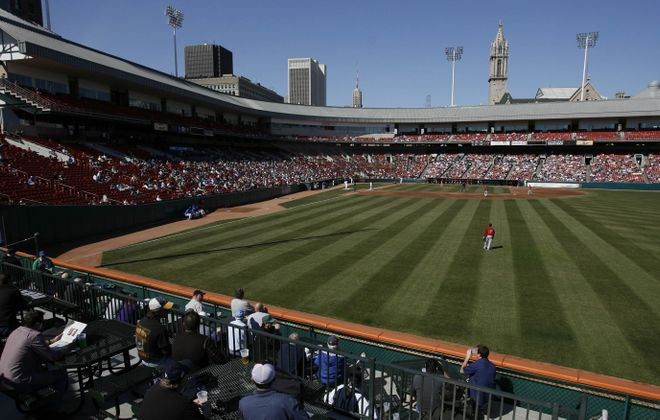 Opening day for the Bisons at Coca Cola Field is on our list of 100 things every Western New Yorker should do at least once. (Mark Mulville/Buffalo News)