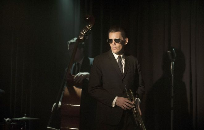"""Ethan Hawke is Chet Baker in """"Born to Be Blue."""""""
