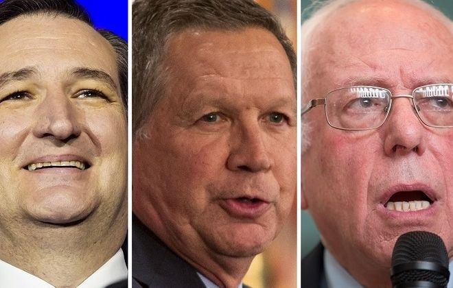 On the presidential campaign trail: Where the candidates will be