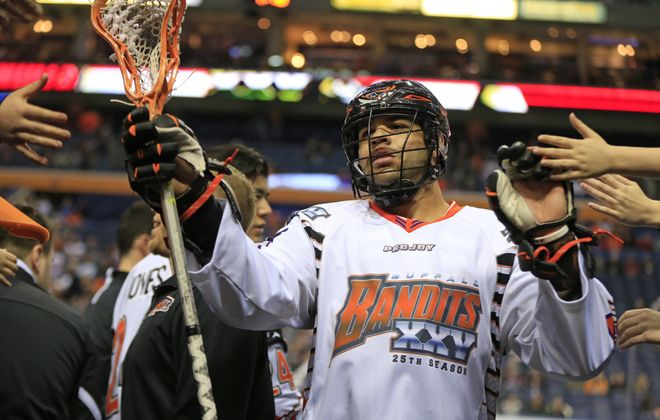 """""""To be honest, I'm not sure what I'm doing differently. My teammates have helped me out tremendously. ... I can't thank the people around me enough."""" – Dhane Smith"""