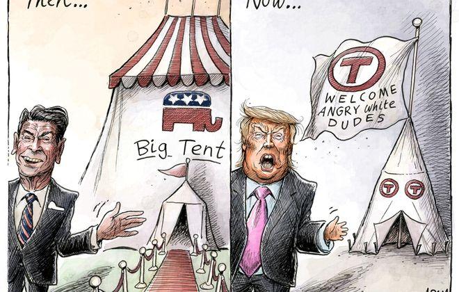 GOP tents