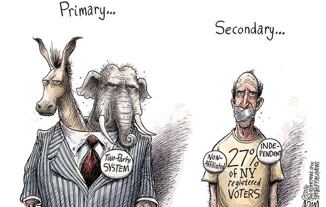 New York primary system