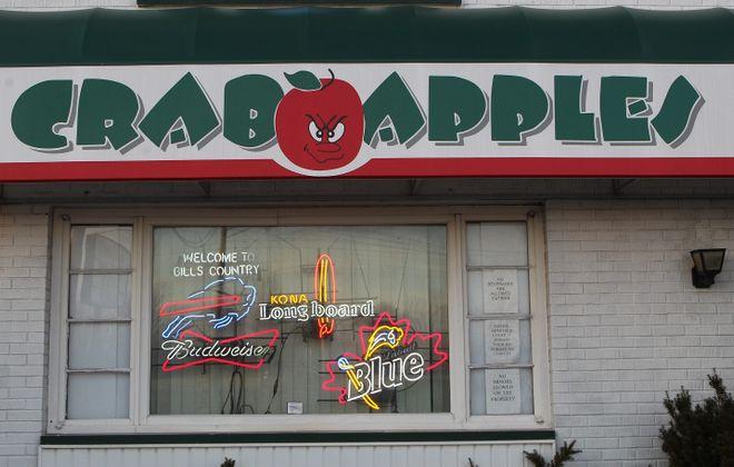 Crabapples in Cheektowaga boasts a selection of 50 craft beers. (Sharon Cantillon/Buffalo News file photo)