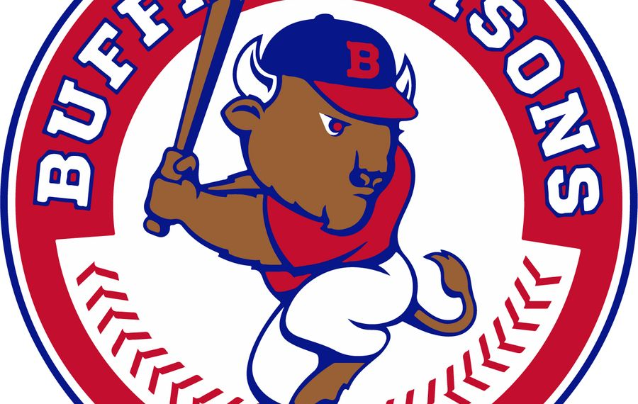 Bisons hit six home runs, rout Knights in Charlotte