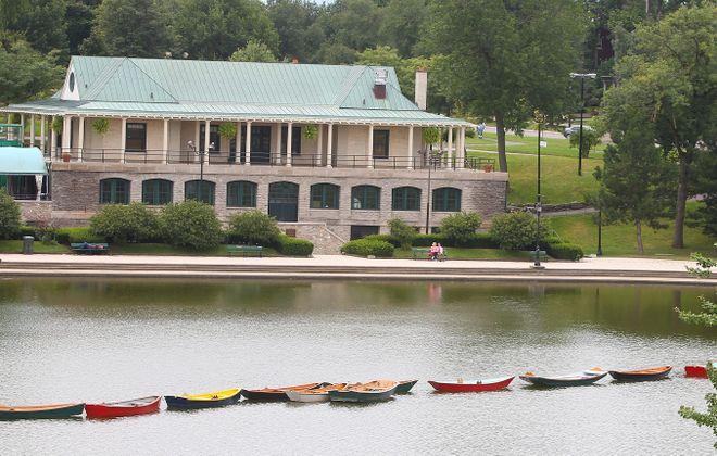 The Marcy Casino in Delaware Park (John Hickey/Buffalo News file photo)