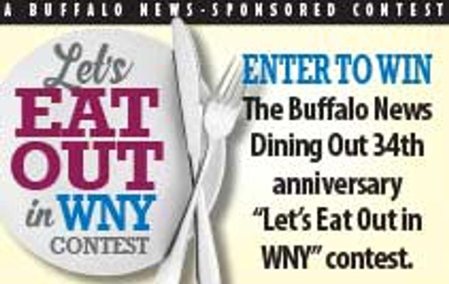 Let's Eat Out in WNY!