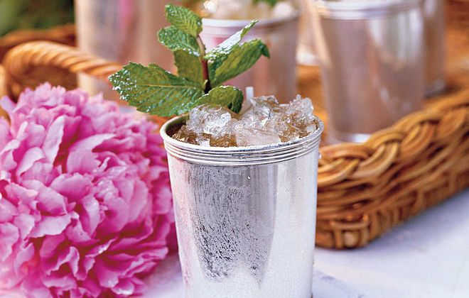 Celebrate the Kentucky Derby with a stop at one of the many area bars and restaurants celebrating the annual event with such traditions as a mint julep.