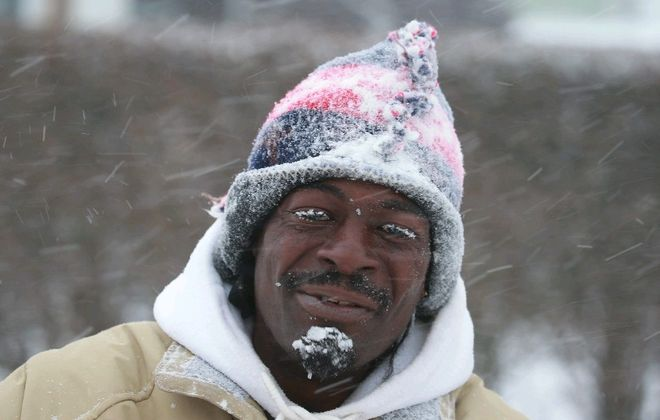 When lobes of the polar vortex plunge southward in the late fall, it can set the stage for an early blast of wintry weather. (John Hickey/Buffalo News file photo)