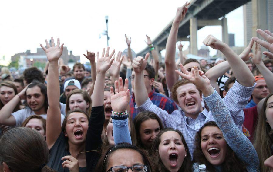 The summer concert season is upon us.  (Sharon Cantillon/Buffalo News file photo)