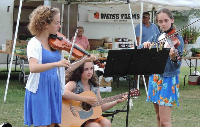 The Herreid Family will perform various nights of the Main Street Marketplace in West Seneca.