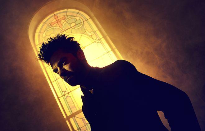 "Dominic Cooper plays Jesse Custer in AMC's ""Preacher."""