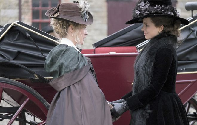 """Chloë Sevigny, left, and Kate Beckinsale star in """"Love & Friendship,"""" written and directed by Whit Stillman."""