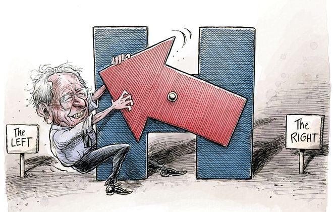 The Bernie effect