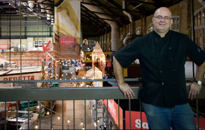 Greek food expert and chef Peter Minaki will offer a one-night menu at Milos. (Photo: Peter Minaki)