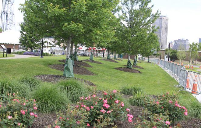 "Buffalo River Fest will be the site of a public forum ""Habitat Restoration on the Buffalo River"" beginning at 6 p.m. Tuesday. (John Hickey/Buffalo News)"