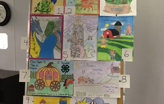 For Niagara Weekend: Pick the Winner of the 2016 Niagara County Fair Logo Contest. These are the finalists