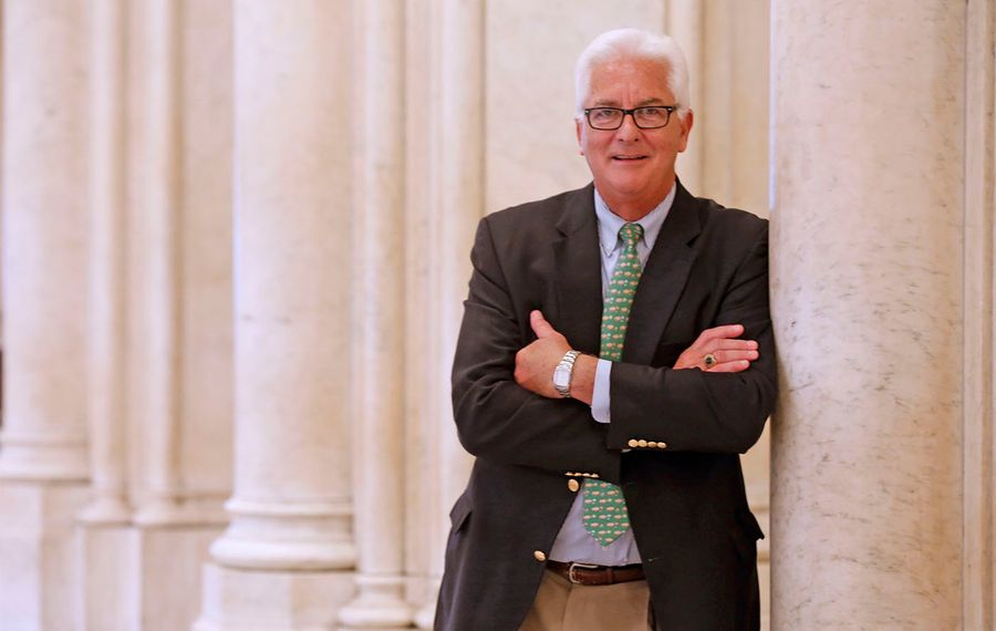 """""""My history tells me that it's just a torturous process for everybody involved, with very few winners,"""" said former Rep. Jack Quinn, a Hamburg Republican who declined to discuss whether Trump should be impeached. (Robert Kirkham/Buffalo News file photo)"""