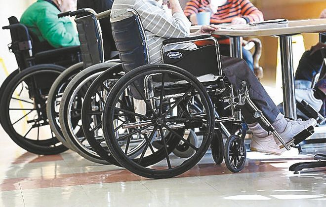 The federal Centers for Medicare and Medicaid Services ranked the region's 74 nursing homes. (Buffalo News file photo)