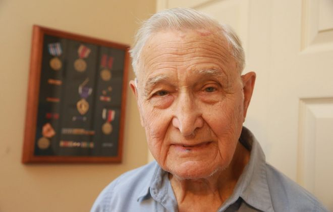 WWII veteran from Niagara Falls made the most of his time in South Pacific
