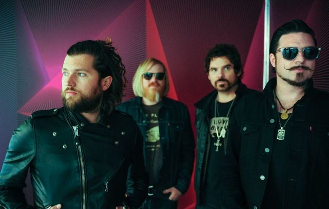 Rival Sons keeps music fresh through improvising, evolving