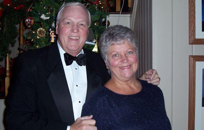 David and Sandra Curtiss celebrate 50th wedding anniversary