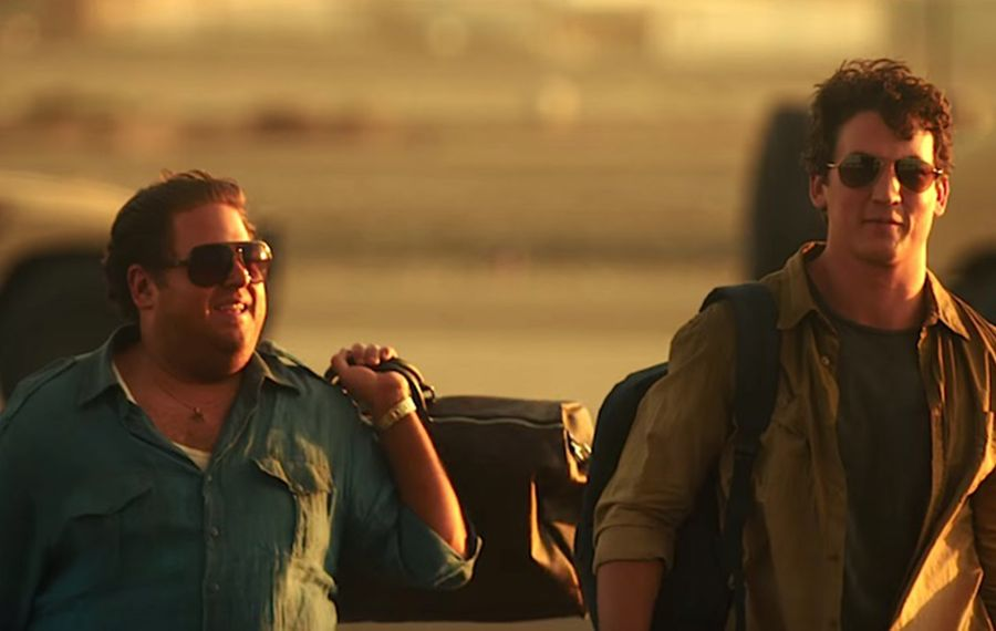 Jonah Hill is the top 'War Dog' in action thriller
