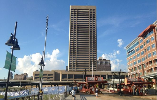 How long will transformation of One Seneca Tower take?