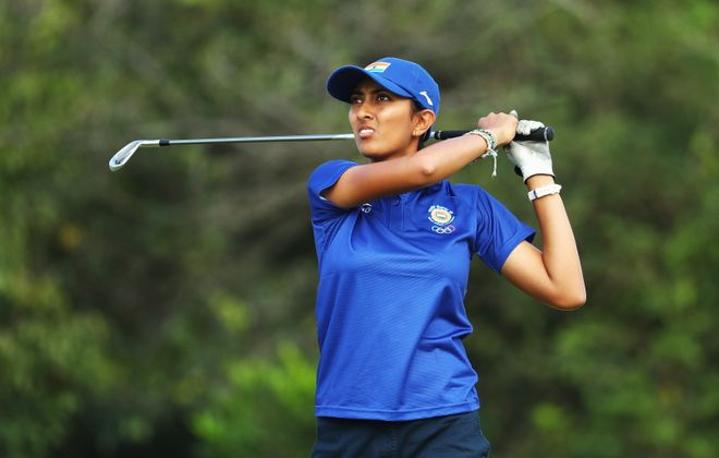 Women's golf in India gets a boost in Rio