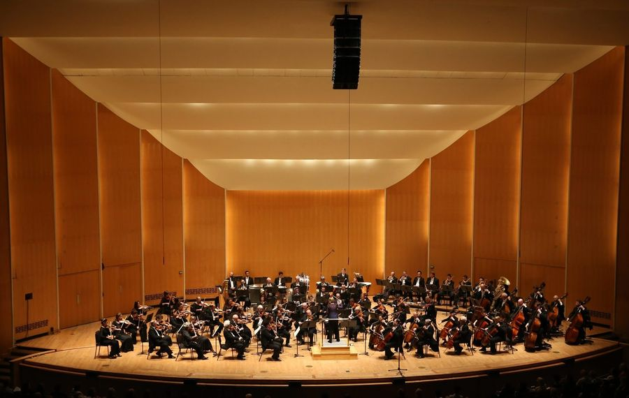 The BPO performs at Kleinhans Music Hall. (Sharon Cantillon/News file photo)