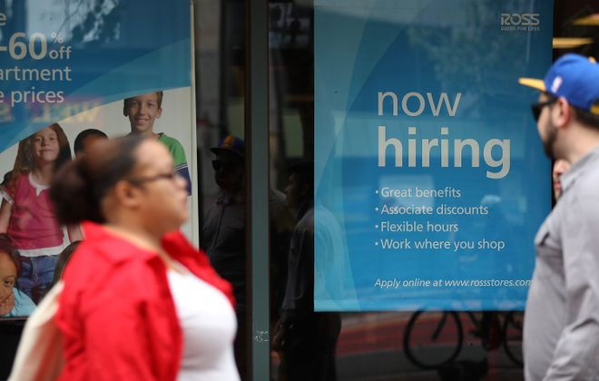 The Buffalo Niagara unemployment rate rose to 4% in October. (Getty Images)