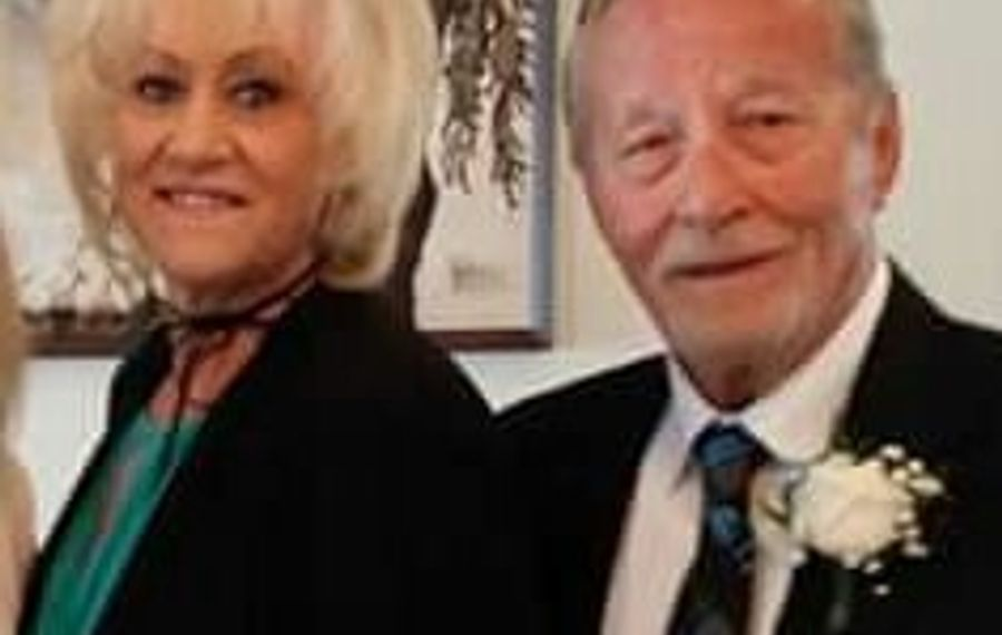 Sharon and Harold Everett celebrate 50 years