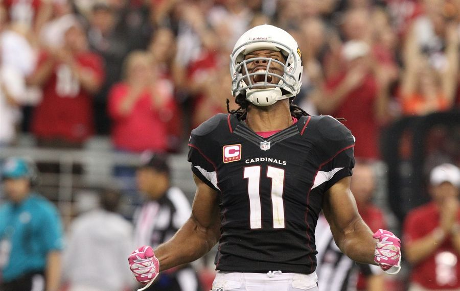 Larry Fitzgerald is part of a potent passing attack for Arizona.